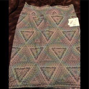 Lularoe 2xl Cassie Pencil skirt